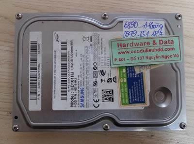 6890-ổ cứng PC Samsung 160GB bị chết cơ