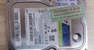 6939 ổ cứng Samsung Desktop 160GB bị chết cơ