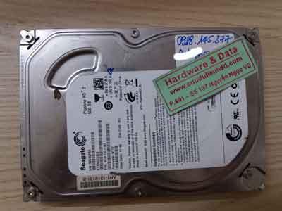 ổ cứng Seagate 500GB bị chết cơ