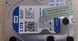 7095 HDD Desktop 2TB bị ghost nhầm