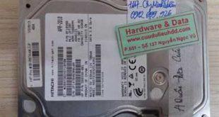 7117 ổ cứng Hitachi lỗi đầu từ