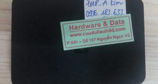 7118 HDD Western 500Gb bị format nhầm