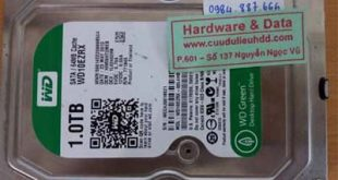 7148 HDD Desktop 1TB bị chết cơ
