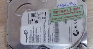 9-12 ổ cứng Seage 500GB bị hỏng cơ