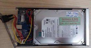 16-1 seagate 320GB lỗi đầu từ