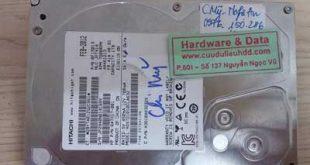 23-1 Hitachi 1TB hỏng cơ