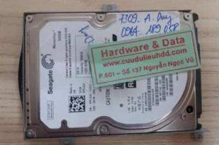7309 Seagate 500GB mất định dạng