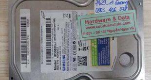 7429 Samsung 80GB đòi format