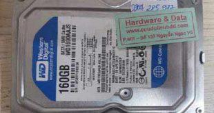 14-03 Western 160GB lỗi đầu từ
