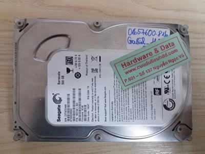6-3 Seagate 500GB bị hỏng cơ