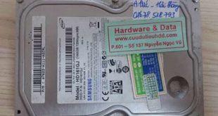 9-3 Samsung 160GB chết cơ