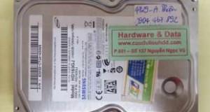 Cứu dữ liệu HD163GJ