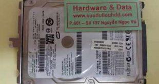 Lấy lại dữ liệu Fujitsu 250GB