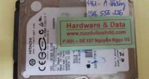 Cứu dữ liệu HTS545032
