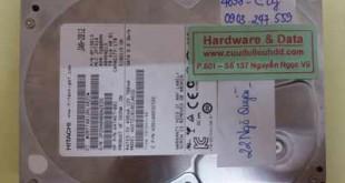 khôi phục dữ liệu HDS721010CLA632