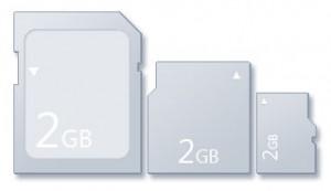Thiết bị lưu trữ dữ liệu bên ngoài và bộ nhớ